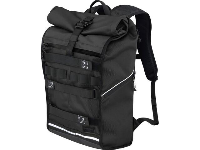 Shimano Tokyo Backpack 23 L jet-black